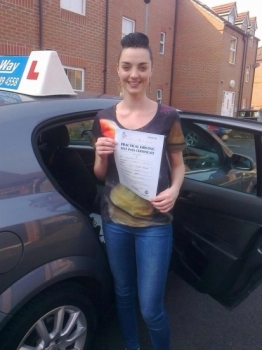 Leah Betts From West Bridgford