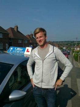 Liam Elliott From Stapleford