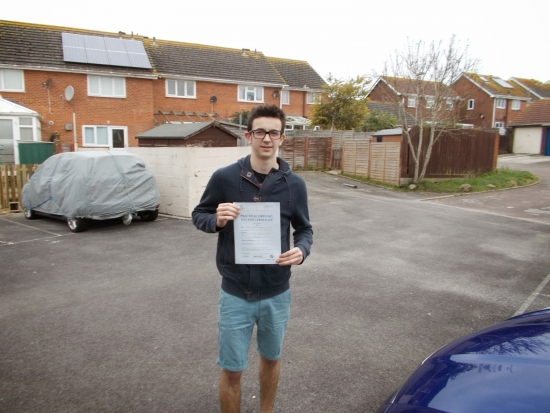 Jack passed with 5 minor faults
