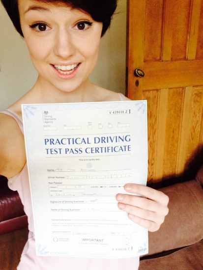 It has been an absolute pleasure to be taught by Andy He was very calm and collected and has stayed that way throughout the whole of my learner experience I would recommend him to anyone who is very nervous and scared of learning to drive He adapts the way he teaches depending on the way you learn and is forever boosting your confidence I will sincerely miss Andy now that I have passed my driv