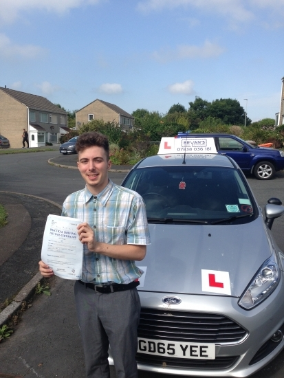 792016<br /> <br /> Congratulations to John Stringer who passed his driving test first time today Many happy and safe hours driving John
