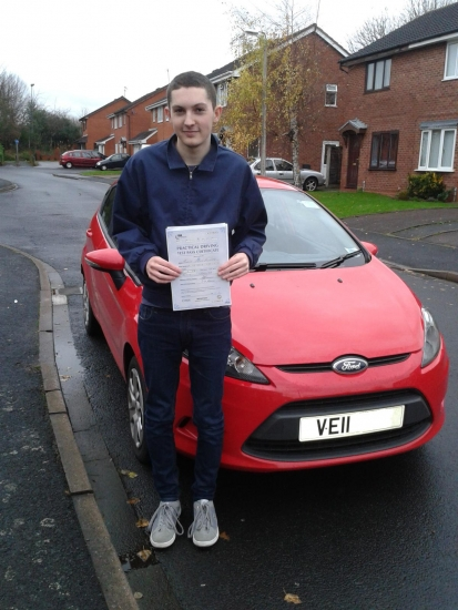 Congratulations Charlie on passing your driving test today Well done mate and drive safe