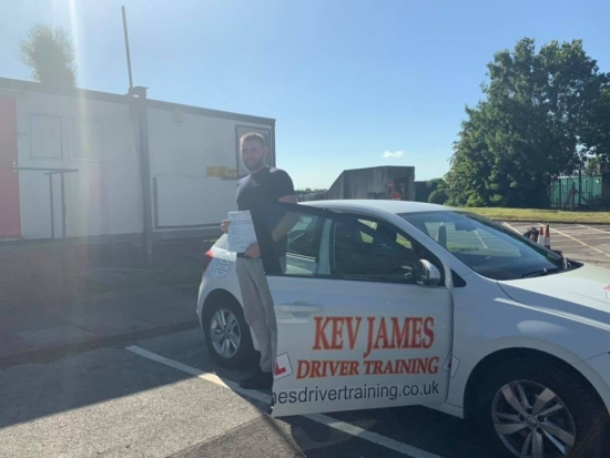 Well Done Dale 2nd July 2019 at Watnall Test Centre