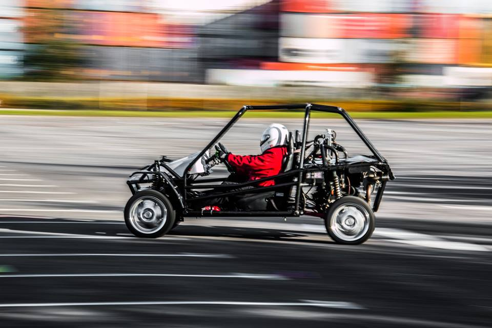 2 Seater Buggy witheasy Access For all