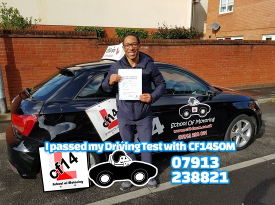 *** Many Congratulations Carlen, Passing On Your Very First Attempt, FAULTLESS, Great Drive, Despite Driving The Hour Before, Making Me Think You Had Forgotten Everything! Seriously Very Well Done, Drive Safely 😎 ***