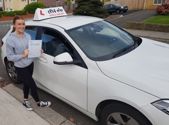 Many Congratulations To Elin, Passing With Just 2 Minors In Cardiff - Despite Missing Her Test Date, Going Into Her Junk Mail, And Not Knowing About The Test Until Yesterday Evening! 🤷♂️<br /> <br /> On The Bright Side, No Time To Unduly Stress - And Boom Fab Result With A Great Drive & A ´Chatty´ Examiner. All In All, Worked Out Quite Nicely,<br /> <br /> WELL DONE! 🚗😎👍✔