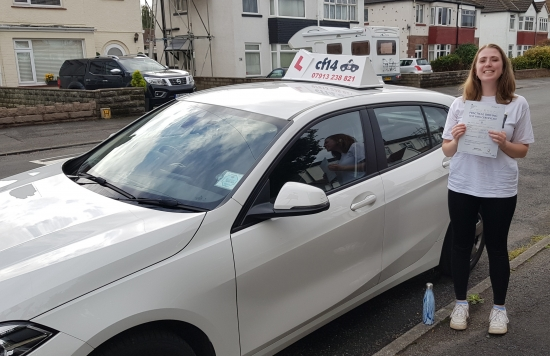 Many Congratulations To Lucy, PASSING Today In Cardiff 🚗<br /> Despite Nerves, Frustration & Worry - That Was Me Not Lucy, Fantastic News And Now The Proud Owner Of A Full Driving Licence. Dont Forget To Thank You Dad For All His Efforts - And Good Luck Trying To Borow His New Car.<br /> <br /> WELL DONE Again, Best Wishes With Your Job & Future Hopefully In London For You 😎<br /> <br /> Best Wishes, Barry