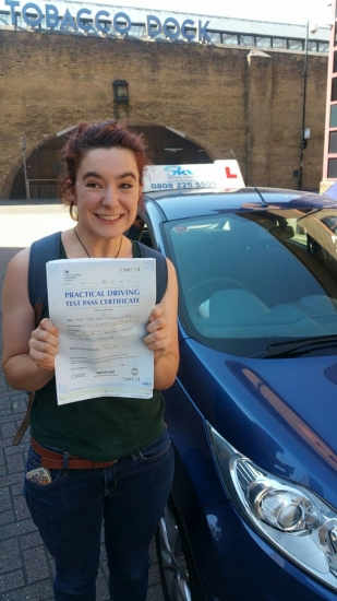 I was a very very nervous learner but Ray was great at adapting his teaching style to my needs and helping me improve in the areas I was having difficulty with I passed my test with only 3 minor faults and Iacute;ve been recommending Sky Driving School to everyone I know<br />