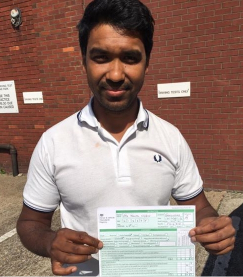 Iacute;m ecstatic to tell you all that I have passed my ADI Standard check Test with grade A I want to thank Muj who has been a great trainer and helped me to achieve it Thanks Muj<br />