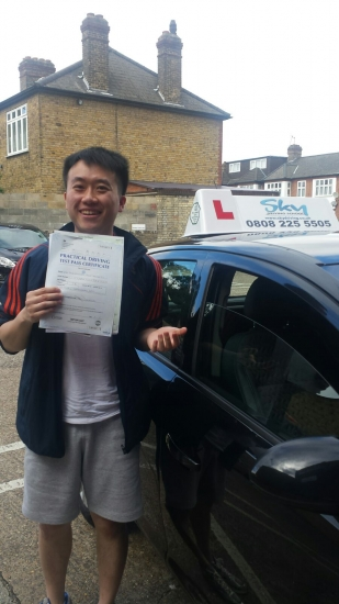I'm very pleased to have passed and it is all thanks to my instructor Shelly who has been friendly supportive and thorough when it comes to lessons She gave very clear explanations for manoeuvres especially reversing around corners which I struggled with in the past I had a slightly breezy attitude to hazardous situations but Shelly was firm about correcting this and she steered me towa