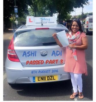 Ashi Choudhury