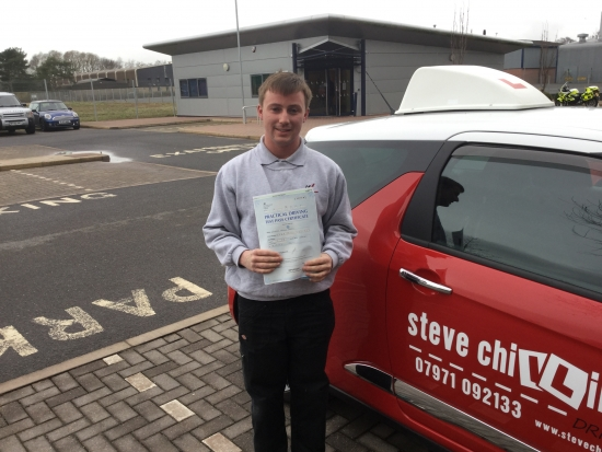 Great drive only a few minors
