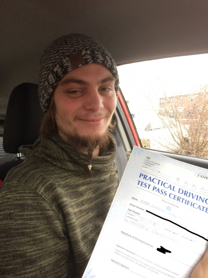 Passed my test with ease and only 2 minor faults <br /> <br /> <br /> <br /> What else can you say- job done <br /> <br /> Thanks Angela for everything