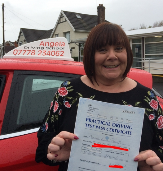 Being a late starter and very nervous, Angela put me at ease from the off. Never thought I would be able to pass but being the amazing instructor she is, patient, encouraging, calm. All the things u need in a driving instructor. Will miss our chats, thanks for believing in me and giving me the confidence to pass my test. If your looking to pass your test. Then u shouldn't hesitate. She really is