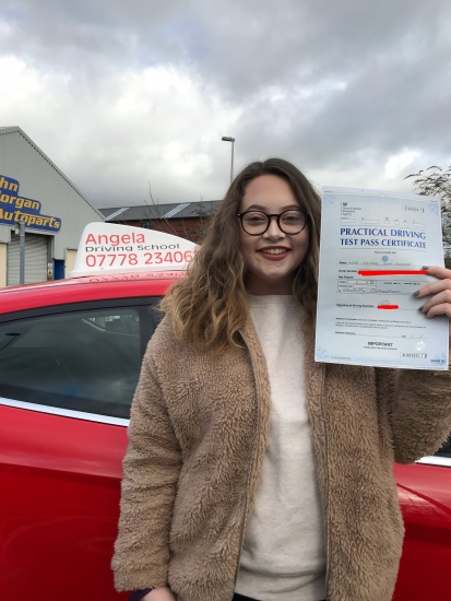 Best driving instructor ammanford and surroundings areas highly recommend!Brilliant instructor! Past first time and she made my confidence go from 0 to 100!