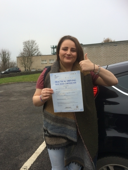 Brilliant instructor I had a amazing time learning to drive Angela had the right balance between getting the job done and for me learning to drive I know I am a safe confident driver and itacute;s all about Angela teaching Will definitely recommend her You wouldnacute;t be disappointed