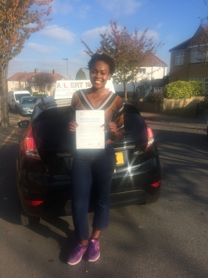 Sharon is a lovely encouraging calm and patient instructor I failed my driving test several times due to nerves however Sharon was very uplifting and encouraged me to keep trying Now I have my licence : I would recommend Sharon to anyone especially people who are a bit anxious about driving