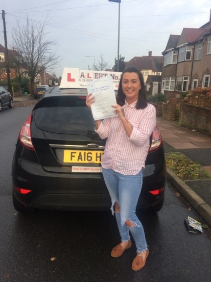 My first test of the new driving test �