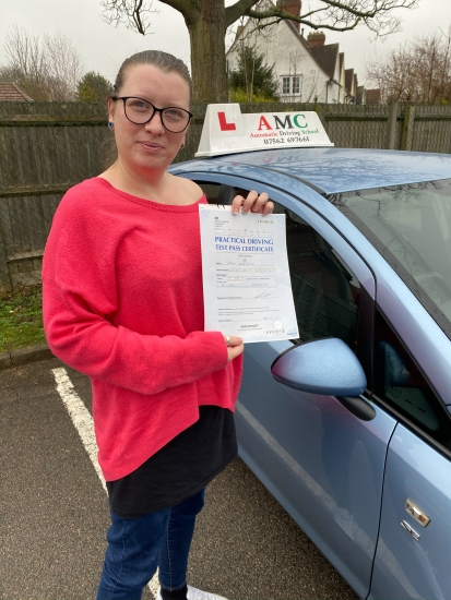 Excellent driving instructor I thoroughly recommend AMC maz really puts you at ease when learning to drive. I lost all faith in my driving till I started to learn with him. He get 10/10 from me.