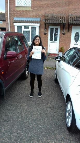 A good pass for Amana with just 4 driver faults.
