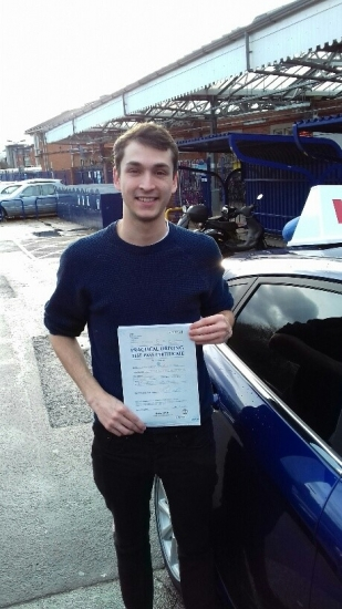 A great pass for Chris with a clean sheet zero faults!