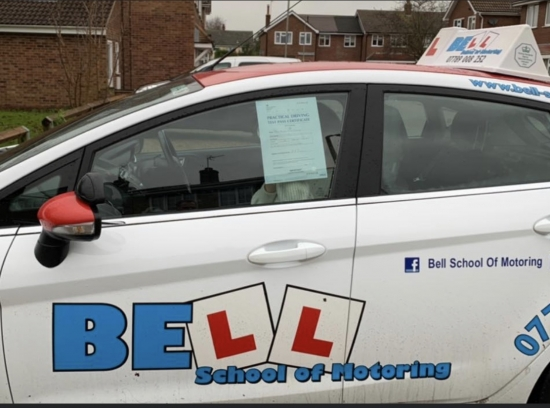 Another FIRST TIME PASS for Instructor MATT with only TWO faults.....