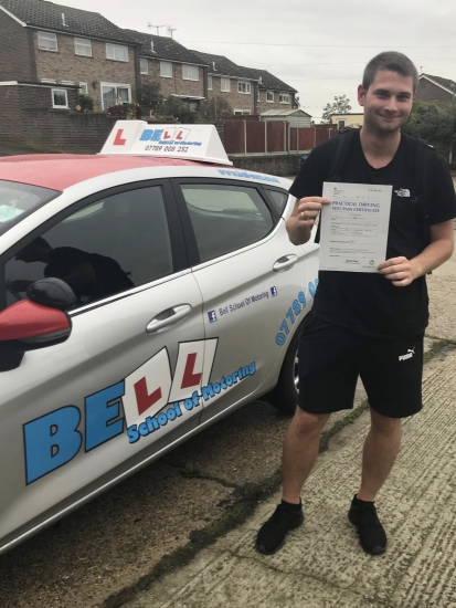 FIRST TIME PASS for INSTRUCTOR STEVE with only TWO faults......