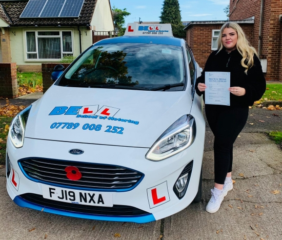 GREAT FIRST TIME PASS for Instructor Natasha