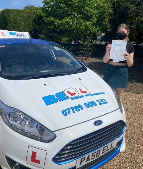 Great FIRST TIME PASS for instructor Michelle