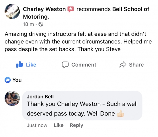 GREAT review for Instructor Steve