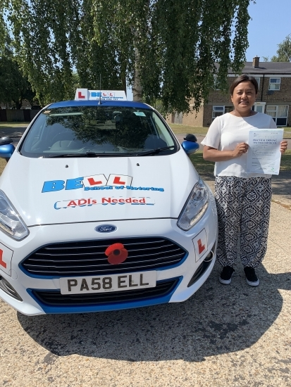 PASSED with MICHELLE with only FIVE faults................