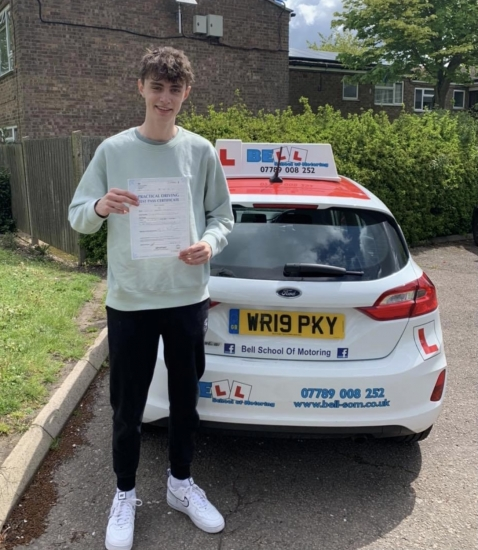 Another excellent FIRST TIME PASS for instructor Matt