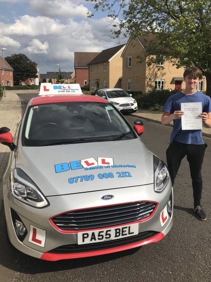 Passed with STEVE with only FOUR faults.......