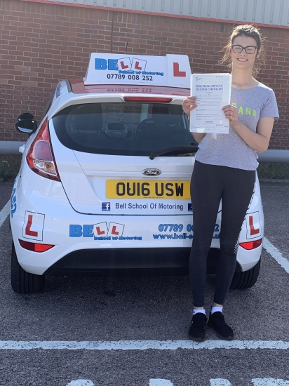SIXTH PASS of the WEEK and a FIRST TIME PASS for NATASHA