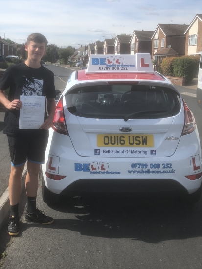 PASS FIRST TIME with MATT with only TWO faults......