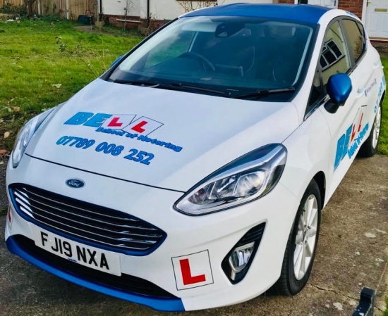 Hi, my name is Natasha and I have been a fully qualified driving instructor since 2015.  I´m one of the two Female driving instructors within the school.