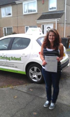 Angie was extremely patient and helpful learning to drive became a pleasure rather than a fear The door to door lessons were really useful when it came to my busy time table at school I also got help with my theory which was great and had a program and record note sheet which helped alot That way I could review what I did in my lesson and know what I needed to improve on when out driving with