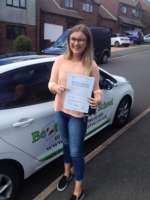 My driving experience has honestly been one of the best experiences of my life and it is simply down to Angie with belt up driving school Not only was the help and guidance amazing but also the teaching was brilliant For me my driving experience was brilliant value for itacute;s money as not only did Angie change her schedule to fit me and my schoolwork but she also made sure that I reached my