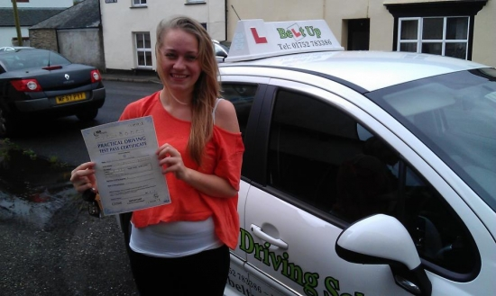 Angie of Belt Up Driving School gave high quality teaching and with her patient and friendly nature made me feel safe and comfortable at the wheel of her car Angie sets her lessons based on the students confidence and pace of learning slowing introducing the student to a new topic Personally I found angies style of teaching simple and easy to remember for example on the manoeuvres ie