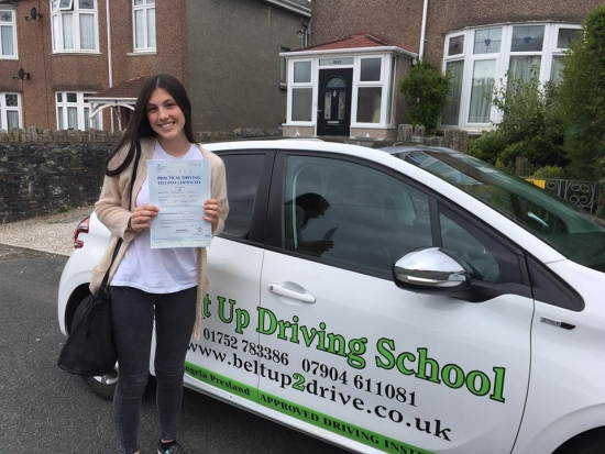 I couldnacute;t have asked for a more patient hard-working and fab driving instructor From my first lesson I felt confident and in safe hands and overtime Angie has really been able to find my strengths and weaknesses in driving to help me improve every lesson Angie has given me great confidence and knowledge on driving and this week I passed first time which I am over the moon about I coul