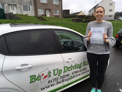 I had driving lessons with Angie for almost a year and found her teaching skills exceptional <br /> <br /> <br /> <br /> Each lesson was tailor made to my needs and presented in a style of teaching to suit me resulting in a pass first time<br /> <br /> <br /> <br /> Her personable nature makes you feel at ease instantly which is essential to allow you to become a confident and relaxed driver <br /> <br /> <br /> <br /> Angie was also extremely accommodating