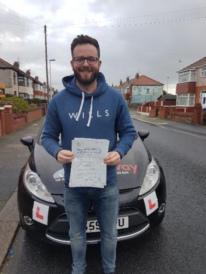 Thanks so much Fred.  Such a relief and you are a great instructor and very patient.  I would recommend Fred at Clearway to anyone wanting to learn to drive.  Passed 18th November 2019.