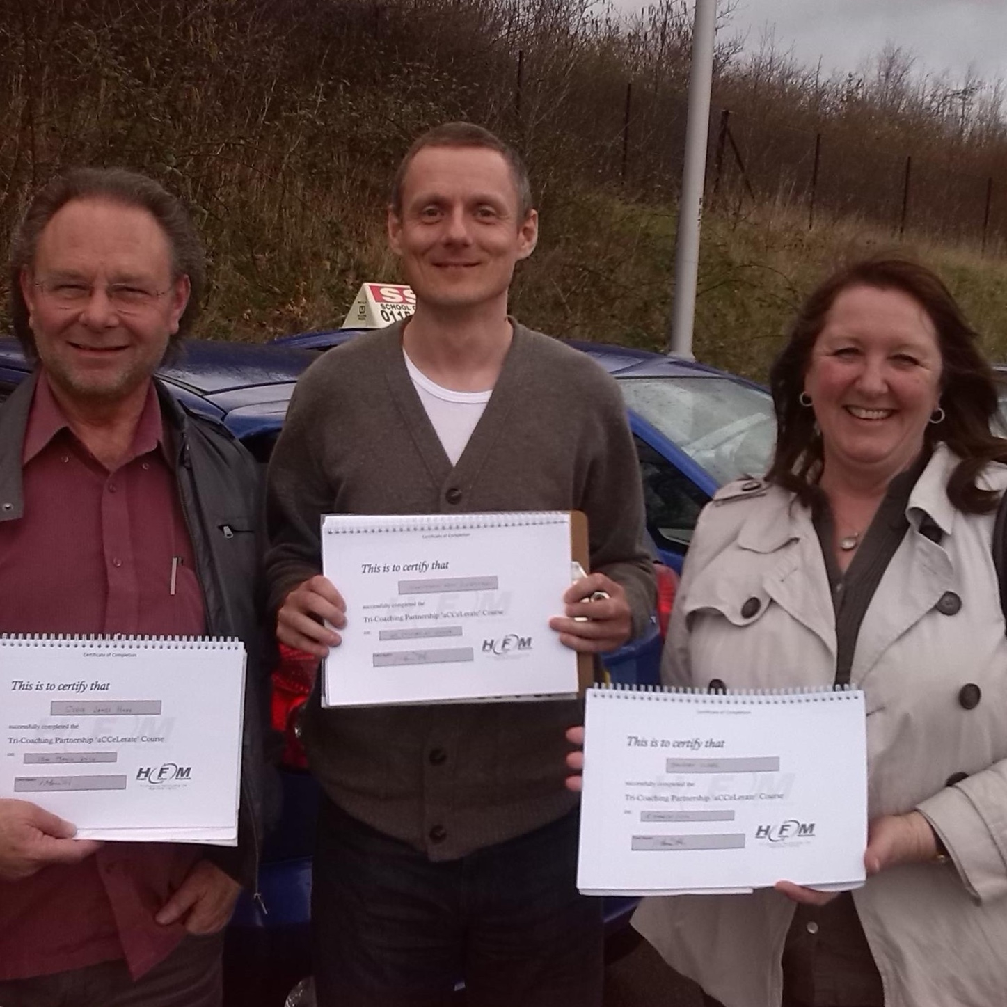 BTEC Level 3 Advanced Award in Coaching for Driver Development
