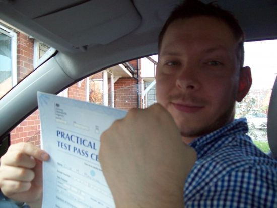Congratulations to Clive Manning of Gloucester who passed his Practical Driving Test in Gloucester<br /> <br /> What a horrible day to do your driving test the rain was absolutely hammering it down that much that at the end of the test your examiner said that he was close to calling it off but you dealt with the terrible conditions brilliantly and we came back with only 4 minors…fantastic result<br /> <br />