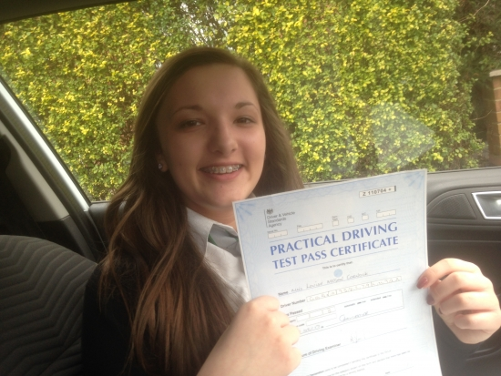 Hi my name is Louise Cornock and I live in Gloucester<br /> <br /> Mike Williams Driving School was recommended to me by a friend at work who had taken her driving lessons with Mike and had passed her test I got his contact details from his website which had loads of great reviews on it<br /> <br /> I found the learning to drive experience not as stressful as I thought it would be It was much more relaxed than I