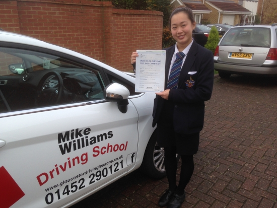 I chose Mike as a driving instructor because of the introductory offer and also because of the great customer reviews on his websiteThe learning to drive experience met all my expectations and beyond He made driving lessons very enjoyable His teaching and coaching were consistently very good…we mastered the dreaded manoeuvres I would definitely recommend him to friends and family he is