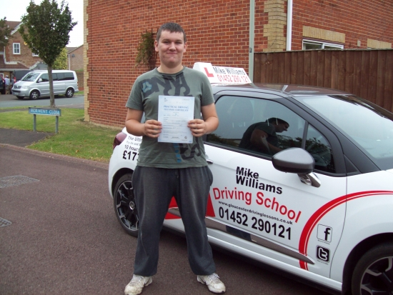 I was very impressed with his website and it's content especially the Customer Reviews I got his contact number from the website I found Mike to be friendly very good and informative He explained things in a very easy to understand manner I would definately recommend him to friends and family as he is a very good driving instructor <br />