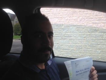 My name is Husain Halaibi and I live in Gloucester.<br />