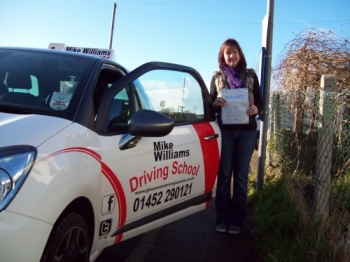 I chose Mike Williams Driving School as I heard from a friend that he taught to drive, that he was a brilliant driving instructor.