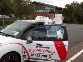 Passed. Tyler D´Andrea Of Gloucester